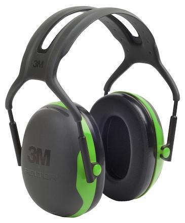 Hörselkåpa hjässbygel Peltor X1