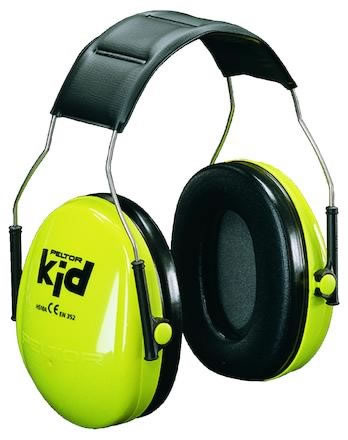 Hörselkåpa hjässbygel Peltor Kid H510AK