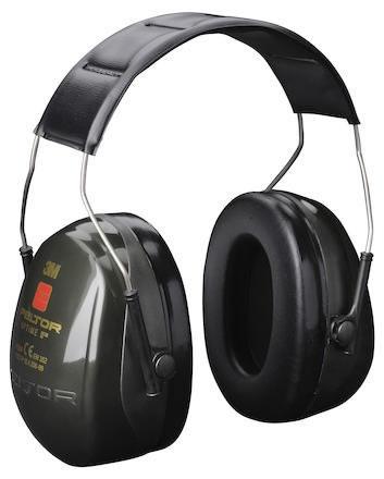 Hörselkåpa hjässbygel Peltor Alert M2RX7A2-01
