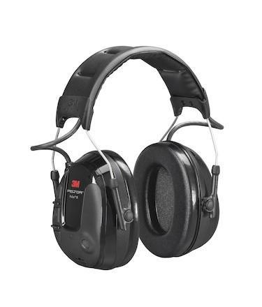 Hörselkåpa hjässbygel Slim Peltor Protac III MT13H220A
