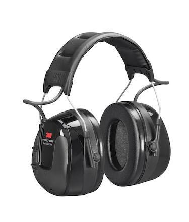 Hörselkåpa hjässbygel Peltor WorkTunes Pro HRXS220A