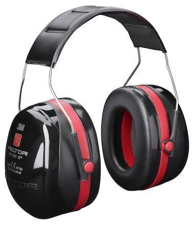 Hörselkåpa hjässbygel Peltor Optime III H540A