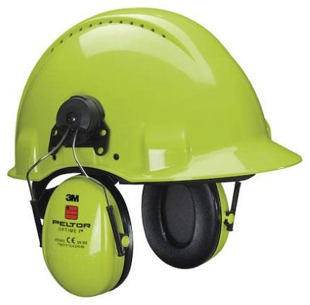 Hjälmkåpa Peltor Optime I Hi-Vis H510P3E