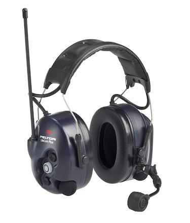 Hörselkåpa hjässbygel Peltor LiteCom Plus LPD 433