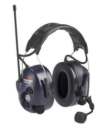 Hörselkåpa hjässbygel Peltor LiteCom Plus PMR 446