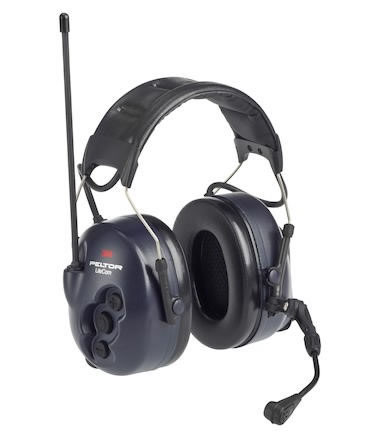 Hörselkåpa Peltor LiteCom PMR 446