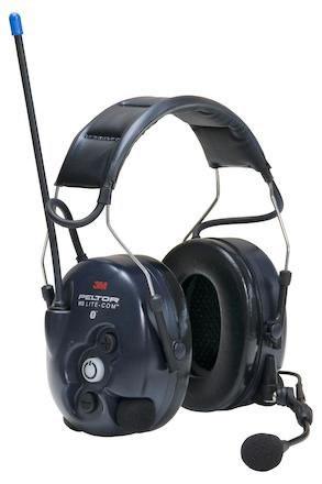 Hörselkåpa MT53H7A4410WS5 Peltor WS LiteCom PMR 446 MHz