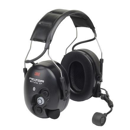 Hörselkåpa hjässbygel Peltor WS ProTac XP MT15H7AWS5