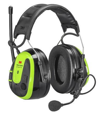 Hörselkåpa hjässbygel Peltor WS Alert XPI MRX21AWS6