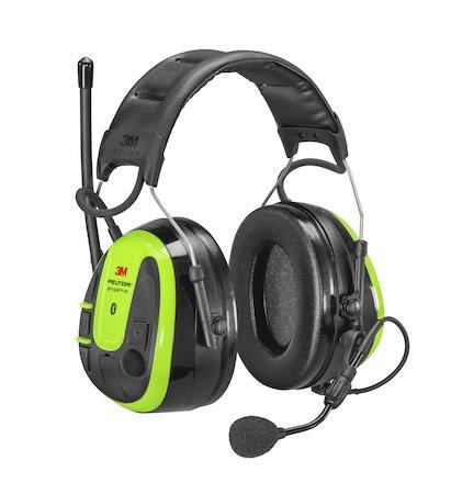 Hörselkåpa hjässbygel Peltor WS Alert XPI ACK MRX21AWS6-ACK
