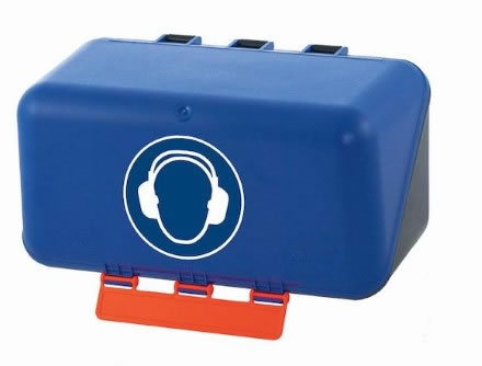 Förvaringsbox Gebra Mini inkl 4 pictogram