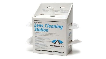 Glasögonrengöringsstation Pyramex LCS20