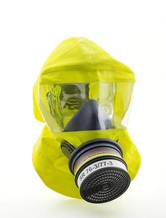 Flykthuva Smoke/Chem SR 77-3 stationär
