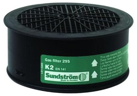 Gasfilter SR 295, K2