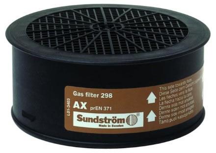 Gasfilter SR 298, AX