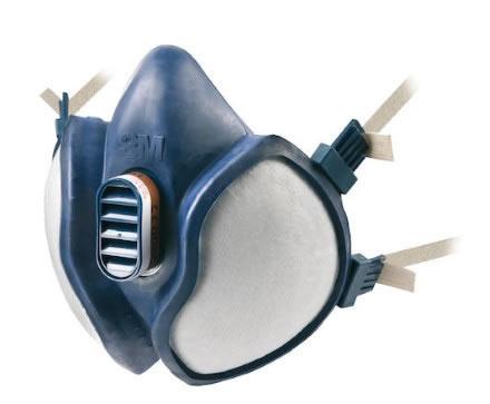 Halvmask 4251F FFA1P2D