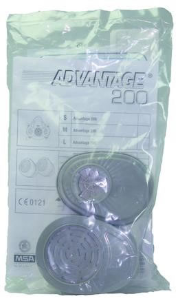 Filter Advantage 200 A2B2E1K1, 2-pack.