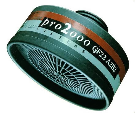 Gasfilter SCOTT Pro 2000 GF 32, E2 (042972)