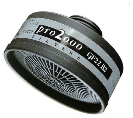 Gasfilter SCOTT Pro 2000 GF 22, B2 (042871)