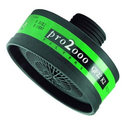 Gasfilter SCOTT Pro 2000 GF 22, K2 (042873)