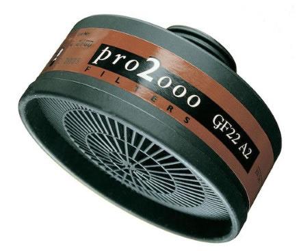 Gasfilter SCOTT Pro 2000 GF22, A2 (042870)