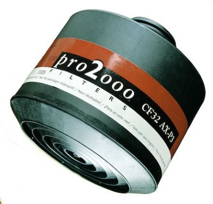 Kombifilter SCOTT Pro 2000 CF32, AXP3 (042770)