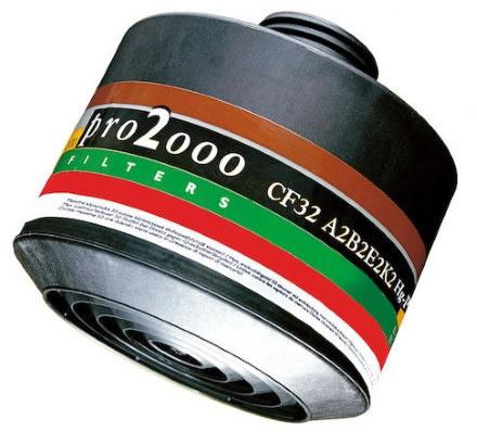 Kombifilter SCOTT Pro 2000 CF32, ABEK2HGP3 (042798)