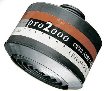 Kombifilter SCOTT Pro 2000 CF22, A2B2P3 (042674)
