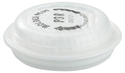 Partikelfilter Moldex 9030, P3 R EasyLock