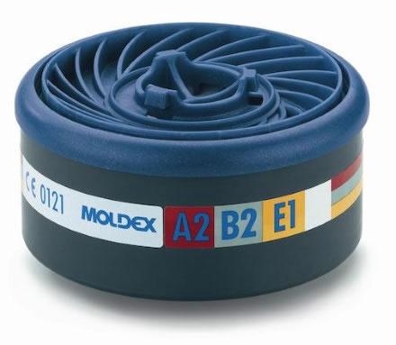 Gasfilter Moldex 9500, A2B2E1 EasyLock