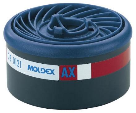 Gasfilter Moldex 9600, AX EasyLock
