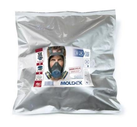 Readypack Moldex 943201 m. helmask och filter