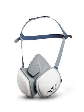 Halvmask Moldex 5120, A1P2 R D Compact mask