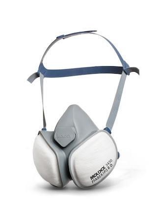Halvmask Moldex 5430, ABEK1P3 R D Compact mask