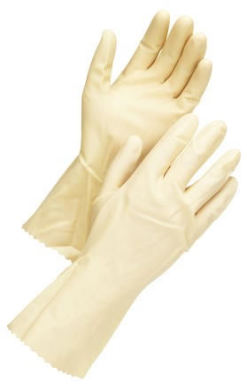 Latexhandske Worksafe Clean 50-603