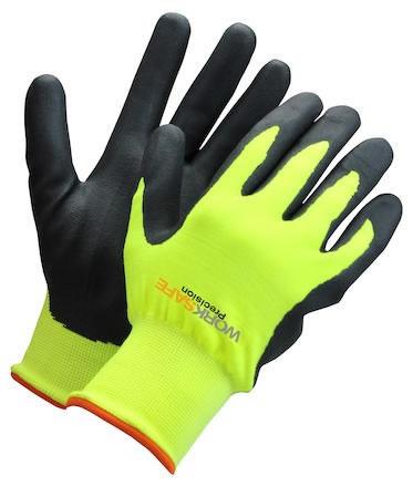 Nitrilbelagd handske nylon/akr Worksafe P30-110W
