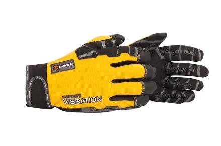 Vibrationsdämpande handske Impact Vibration