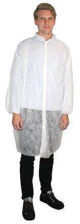 Besöksrock Worksafe PP visitor coat