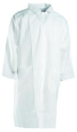Skyddsrock Worksafe PP labcoat