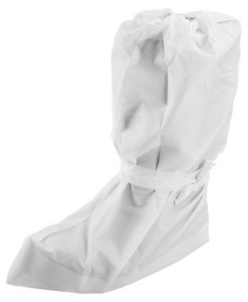 Stövelskydd polyeten 10par/fp Worksafe