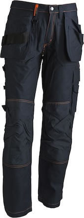 Midjebyxa, Dam Worker Pants Ladies
