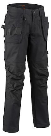 Byxa Service Pocket Pants Ladies