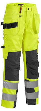 Midjebyxa Hi-Vis Worker Pants Ladies