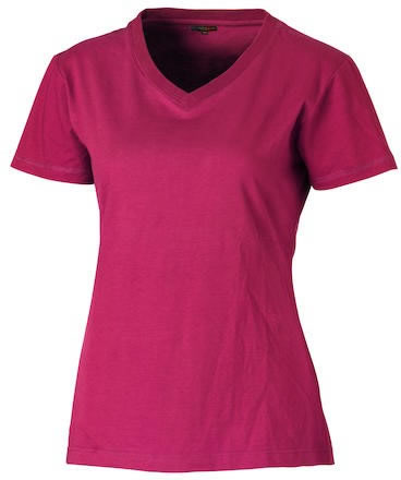 Damtopp Add V-neck Ladies Tee