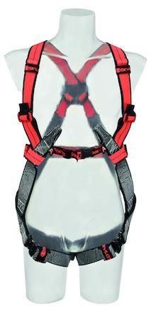 Helsele Skylotec ARG 110 Twin Plus Click med stödfunktion