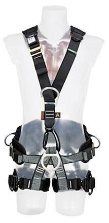 Helsele Rescue XS/M med stödbälte och sittfunktion