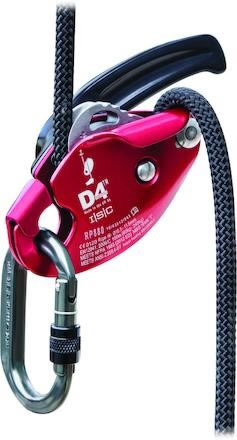 Firningsdon D4 Work/Rescue Descender