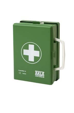 Liten Första Hjälpen-låda Akla 91167 t Flexaid 11