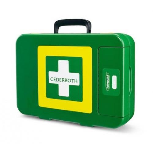 Första Hjälpen-väska, Cederroth First Aid Kit XL