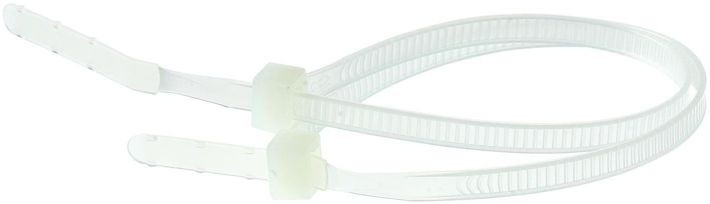 Buntband 20cm Plast  1000st/fp